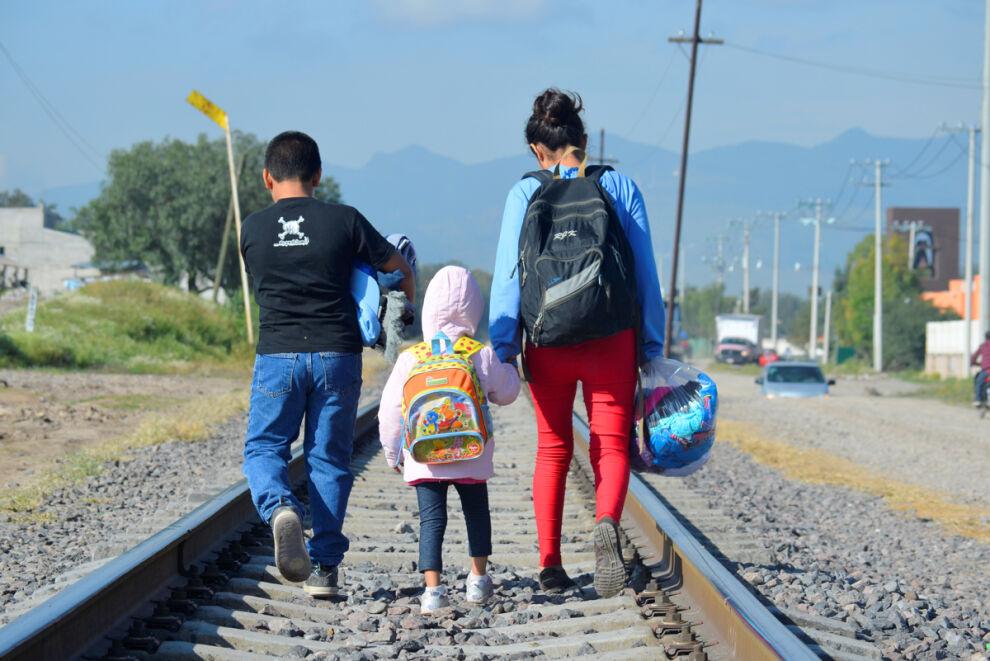 - Lapset – riippumatta siitä, mikä heidän maahanmuuttostatuksensa on – ovat ennen kaikkea lapsia, painottaa UNICEFin pääjohtaja Henrietta H. Fore. Kuva: ©UNICEF/UNI176266/Ojed
