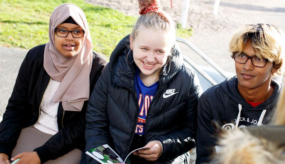 Lapsiystävällinen kunta varmistaa muun muassa, että koulu tarjoaa jokaisella lapsella ja nuorella mahdollisuuden oppia ja onnistua. © UNICEF/Suomi 2018/Hanna-Kaisa Hämäläinen
