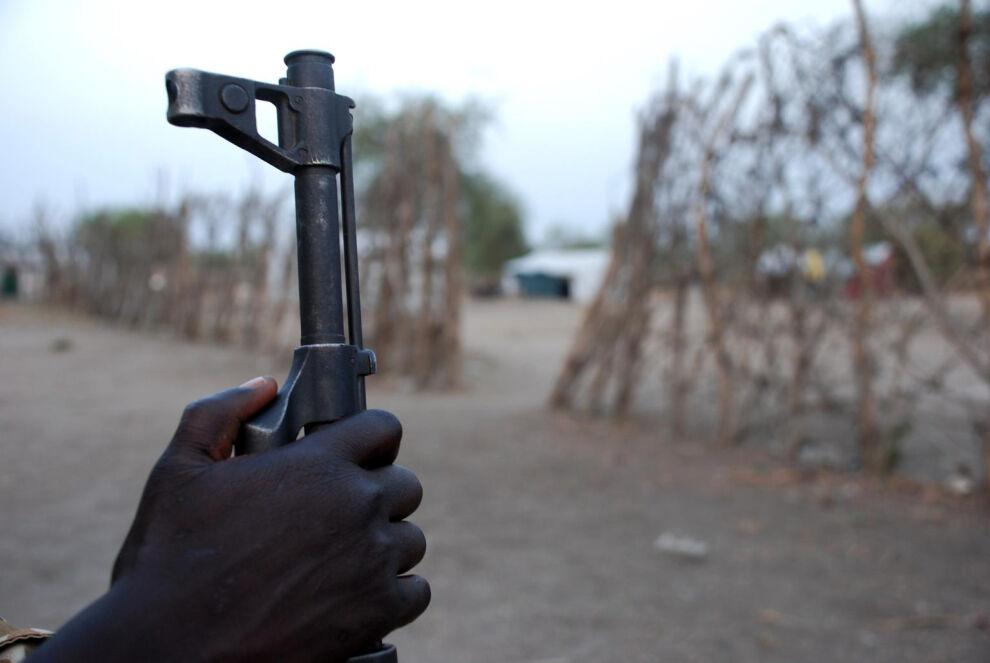 Viime vuonna Etelä-Sudanissa oli 12 000 lapsisotilasta. © UNICEF/NYHQ2015-0119/Peru