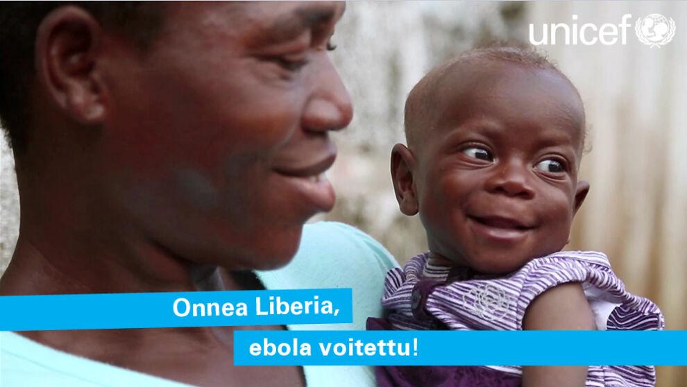Kuva Liberiasta.