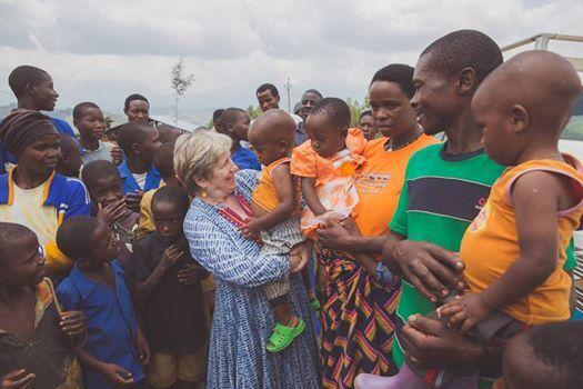 Eija Ahvon luento UNICEFin työstä