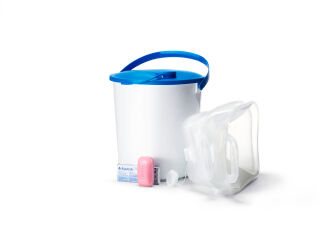 Hygieniapaketti perheelle